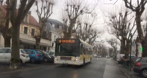bus 16 Chatelaillon